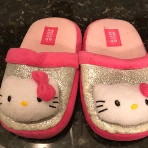 Hello kitty Slippers and gladiator sandals